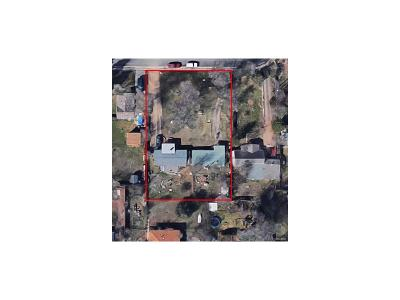 Arapahoe County Residential Lots & Land Active: 2224 West Parkhill Avenue