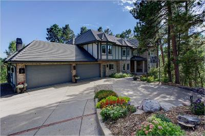 Castle Rock CO Single Family Home Active: $1,399,000
