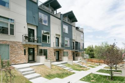 Lakewood Condo/Townhouse Under Contract: 5763 West 17th Avenue