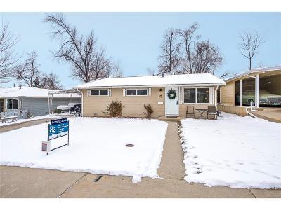 Longmont Single Family Home Under Contract: 163 Grant Street