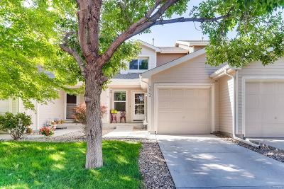 Northglenn Condo/Townhouse Under Contract: 2262 East 109th Place