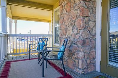 Castle Rock Condo/Townhouse Active: 6009 Castlegate Drive #C25
