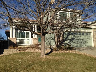 Highlands Ranch Single Family Home Active: 9122 Roadrunner Drive
