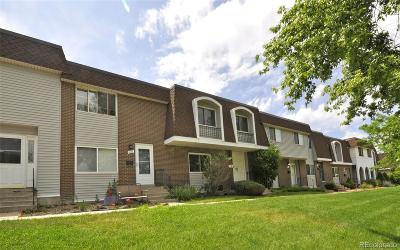 Lakewood Condo/Townhouse Active: 622 South Youngfield Court