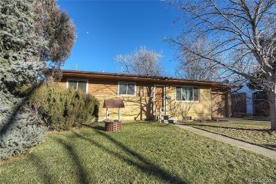 Boulder Single Family Home Active: 620 South 42nd Street