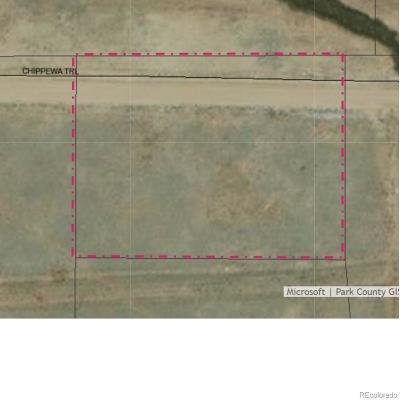Hartsel Residential Lots & Land Active: Anadarko Road