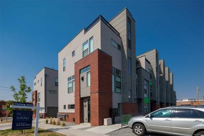 Denver Condo/Townhouse Active: 1457 30th Street