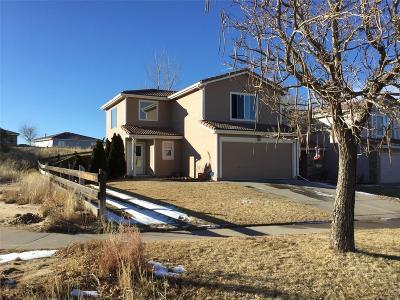 Denver Single Family Home Under Contract: 3829 Odessa Street
