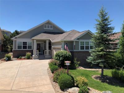 Heritage Eagle Bend Single Family Home Under Contract: 22800 East Heritage Parkway