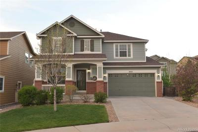 Meadows, The Meadows Single Family Home Under Contract: 3435 Riding Hood Court