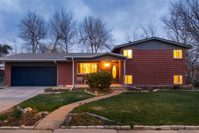 Arvada Single Family Home Under Contract: 11151 West 60th Avenue