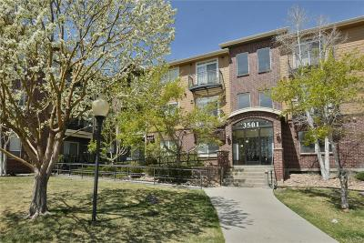 Thornton Condo/Townhouse Under Contract: 3501 East 103rd Circle #A11