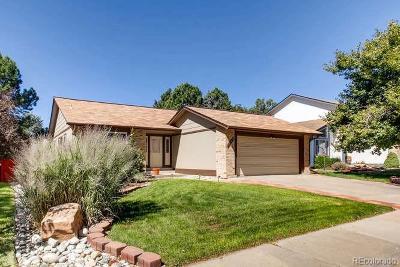 Aurora Single Family Home Active: 3687 South Cathay Circle