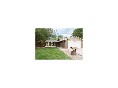 Arvada Single Family Home Under Contract: 7980 Estes Court