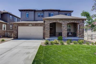 Broomfield County Single Family Home Active: 16669 Prospect Lane