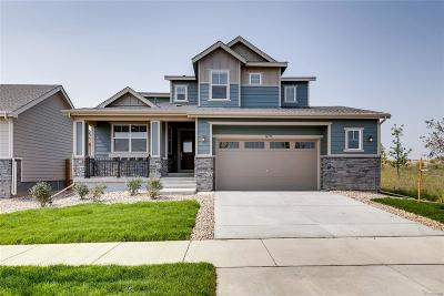 Firestone Single Family Home Active: 12735 Eagle River Road