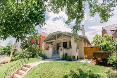 Denver Single Family Home Active: 3450 West Hayward Place