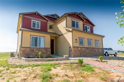 Platteville Single Family Home Active: 16501 Fairbanks Road