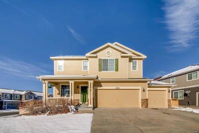 Castle Rock CO Single Family Home Active: $449,000