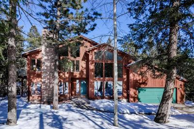 Evergreen Single Family Home Sold: 31873 Snowshoe Road