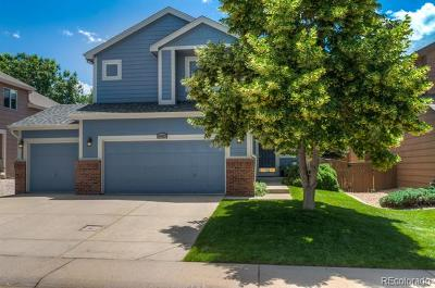 Highlands Ranch Single Family Home Active: 10483 Hollyhock Court