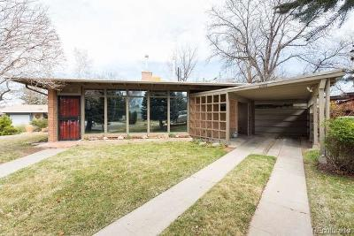 Englewood Single Family Home Under Contract: 2960 South Marion Street