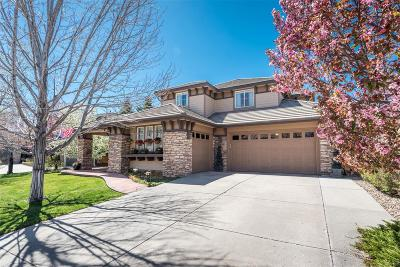 Highlands Ranch Golf Club Single Family Home Under Contract: 8967 Hunters Way