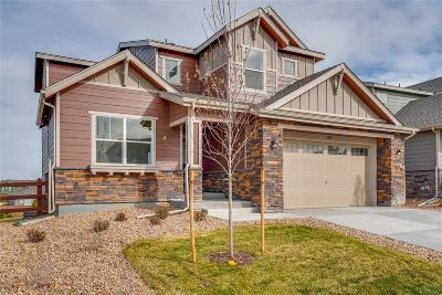 Aurora Single Family Home Under Contract: 7936 South Grand Baker Way