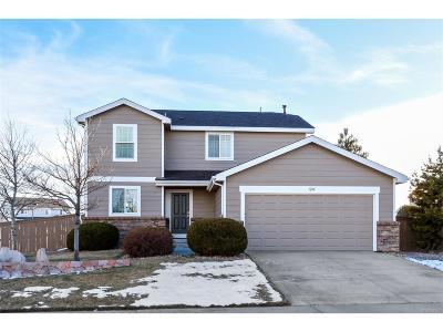 Castle Rock Single Family Home Under Contract: 1248 Atkinson Avenue