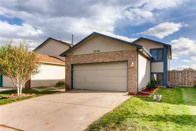 Arvada Single Family Home Under Contract: 5730 West 71st Avenue
