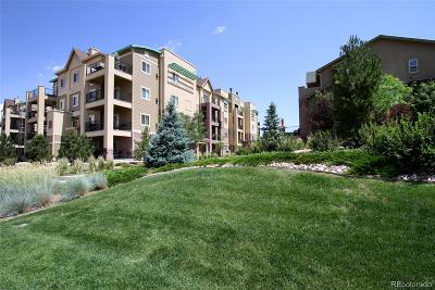 Highlands Ranch, Lone Tree Condo/Townhouse Active: 1144 Rockhurst Drive #C-208