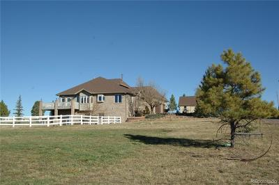 Parker Single Family Home Active: 12247 Piney Lake Road