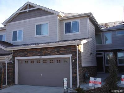 Centennial Condo/Townhouse Active: 14883 East Crestridge Drive