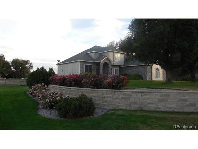 Mead Single Family Home Active: 111 Hunters Cove Road