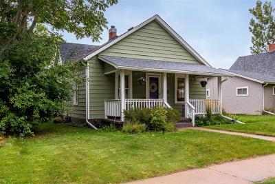 Denver Single Family Home Sold: 4954 Newton Street