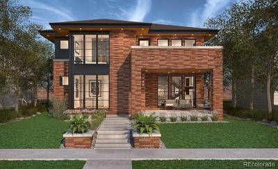 Denver Single Family Home Active: 1186 South Gaylord Street