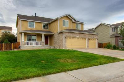 Erie Single Family Home Active: 833 Jacques Way