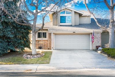 Highlands Ranch Condo/Townhouse Active: 8583 Redstone Street