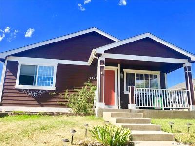 Evans Single Family Home Active: 4321 Paintbrush Drive