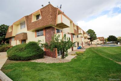 Thornton Condo/Townhouse Active: 10211 Ura Lane #5-108
