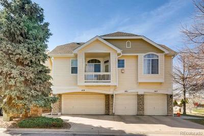 Highlands Ranch Condo/Townhouse Active: 1419 Carlyle Park Circle
