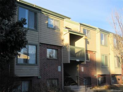 Lakewood Condo/Townhouse Active: 3696 South Depew Street #305