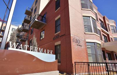 Baker, Baker/Santa Fe, Broadway Terrace, Byers, Santa Fe Arts District Condo/Townhouse Active: 410 Acoma Street #208