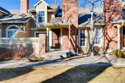 Westminster Condo/Townhouse Under Contract: 9980 Grove Street #C