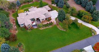 Cherry Hills Village CO Single Family Home Active: $3,450,000