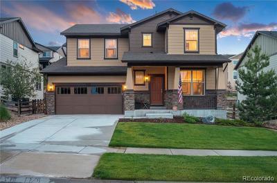 Leyden Rock Single Family Home Active: 8371 Umber Street