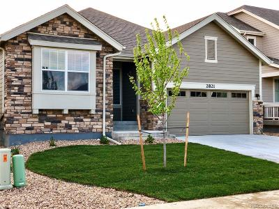 Berthoud Single Family Home Active: 2821 Tallgrass Lane