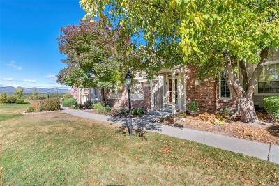 Littleton Condo/Townhouse Under Contract: 2972 West Long Drive #B