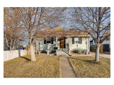 Englewood Single Family Home Under Contract: 4716 South Elati Street