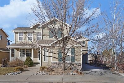 Castle Rock Single Family Home Active: 4638 Trailside Loop